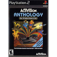 Activision Anthology For PlayStation 2 PS2 With Manual and Case - EE712600