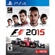 F1 2015 Formula One For PlayStation 4 Racing PS4 - EE712632