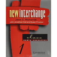 New Interchange Class Audio Cassettes 1: English For International - EE712761