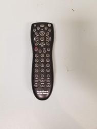Radioshack 4-IN-ONE Universal Remote Black Infrared ZJG403 - EE712857