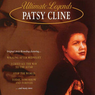 Ultimate Legends By Patsy Cline On Audio CD Album 2014 - EE712973