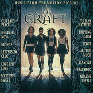 The Craft: Music From The Motion Picture On Audio CD Album 1996 - EE713003