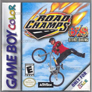 Road Champs Bxs: Stunt Biking On Gameboy Color - EE713078