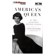 America's Queen: The Life Of Jacqueline Kennedy Onassis Nova Audio - EE713205