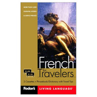Fodor's French For Travelers Cassette Package 2nd Edition: More Than 3 - EE713221