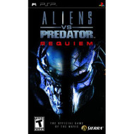 Aliens Vs Predator Requiem Sony For PSP UMD With Manual And Case - EE713274