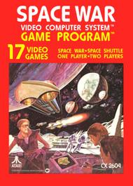 Space War Atari 2600 For Atari Vintage - EE713291