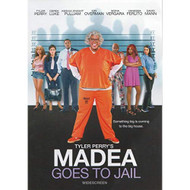 Madea: Goes To Jail On DVD With Tyler Perry Comedy - EE713315