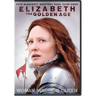 Elizabeth The Golden Age Widescreen Edition On DVD With Cate Blanchett - EE713406