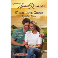Where Love Grows by Cynthia Reese Book - EE713445