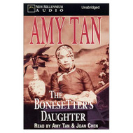 The Bonesetter's Daughter By Amy Tan And Amy Tan Performer And Joan - EE713493