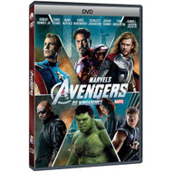 Marvel's The Avengers On DVD With Robert Downey Jr - EE713524