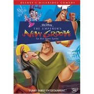 The Emperor's New Groove The New Groove Edition On DVD With David - EE713536