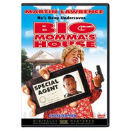 Big Momma's House Special Edition On DVD With Martin Lawrence Comedy - EE713575
