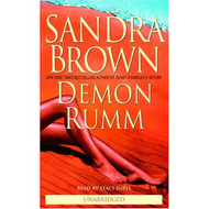Demon Rumm By Sandra Brown And Staci Snell Reader On Audio Cassette - EE713598