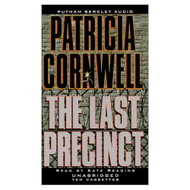 The Last Precinct Kay Scarpetta By Patricia Cornwell And Kate Reading - EE713654