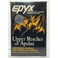 Dunjonquest Upper Reaches Of Apshai By Epyx For Atari 400/800 Cassette - EE713668