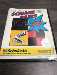 Square Pairs Learning Game For Commodore 64 - EE713676