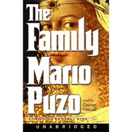The Family: A Novel By Mario Puzo And George Guidall Reader On Audio - EE713783