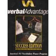 Verbal Advantage: Success Edition Advanced Levels Vi-X Cassettes 1-12 - EE713824