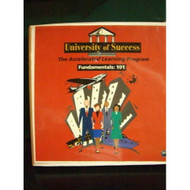 University Of SUCCESS-FUNDAMENTALS:101 University Of Success By - EE713827