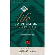 Life Application Study Bible Audio Devotional Nlt By Livingstone - EE713829