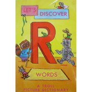 Let's Discover R Words On Audio Cassette - EE713832