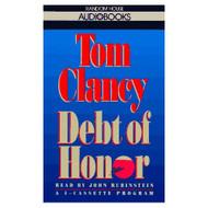 Debt Of Honor Tom Clancy By Tom Clancy And John Rubinstein Reader On - EE713837