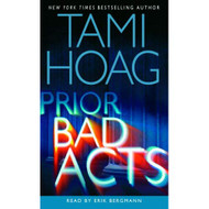 Prior Bad Acts By Tami Hoag And Erik Bergmann Reader On Audio Cassette - EE713857