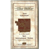 New Testament New International Version Niv On 12 Audio Cassettes By - EE713880