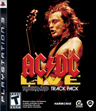 AC/DC Live: Rock Band Track Pack For PlayStation 3 PS3 Music - EE713913