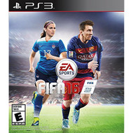 FIFA 16 Standard Edition For PlayStation 3 PS3 Soccer - EE713924