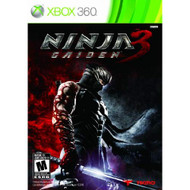 Ninja Gaiden 3 Xbox 360 For Xbox Original Fighting With Manual and - EE713960