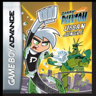 Danny Phantom: Urban Jungle For GBA Gameboy Advance - EE713964