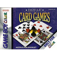 Hoyle Card Games GBC Nintendo Gameboy Color Only No Game Pamphlet No - EE713962