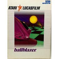 Ballblazer Lucasfilm NTSC 5200 Supersystem For Atari Vintage Arcade - EE713973