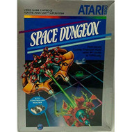 Space Dungeon For Atari Vintage - EE713978