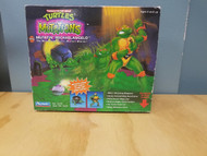 Teenage Mutant Ninja Turtles Mutations 1992 Mutatin' Michaelangelo Toy - EE714000
