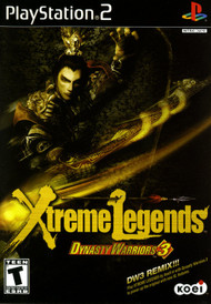 Dynasty Warriors 3: Xtreme Legends For PlayStation 2 PS2 - EE714052