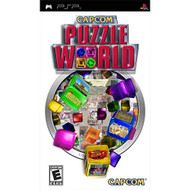 Capcom Puzzle World Sony For PSP UMD - EE714139