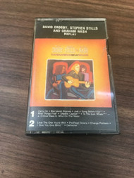 Replay By Stephen Stills And Graham Nash David Crosby On Audio - EE714171