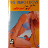 California And Other Girls By Beach Boys On Audio Cassette - EE714194