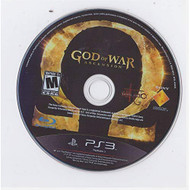 God Of War Ascension For PS3 Playstatin 3 - ZZ714220