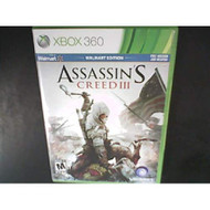 Assassin's Creed III Game For Xbox 360 - ZZ714250