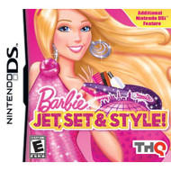 Barbie: Jet Set And Style For Nintendo DS DSi 3DS 2DS With Manual and - EE714256