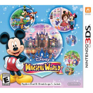 Disney Magical World Nintendo For 3DS RPG With Manual and Case - EE714257