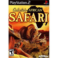 Cabelas African Safari For PlayStation 2 PS2 Shooter With Manual and - EE714260