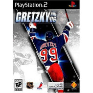 Gretzky NHL 06 For PlayStation 2 PS2 Hockey With Manual and Case - EE714262