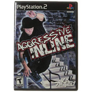 Aggressive Inline Skating PS2 For PlayStation 2 With Manual and Case - EE714266