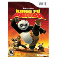 Kung Fu Panda For Wii With Manual and Case - EE714285